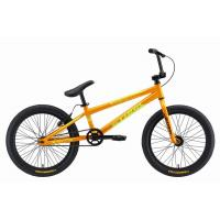 Велосипед Stark'19 Madness BMX Race оранжевый/желтый