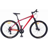 Велосипед Welt Ridge 2.0 HD '19 black/orange/grey M