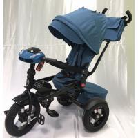 Велосипед 3-х кол A12M TM KIDS синий(Green)
