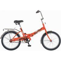 Велосипед NOVATRACK 20'', FS20, скл., оранжевый #137220