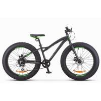 Велосипед Stels Aggressor MD 13,5 черный арт.V010