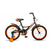 Велосипед MaxxPro SPORT-16-6 черно-оранжевый