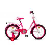 Велосипед MaxxPro SOFIA-М16-5 бело-розовый