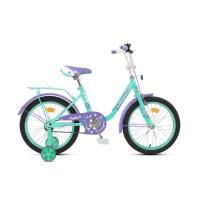 Велосипед MaxxPro SOFIA-М18-3 бирюзово-сиреневый