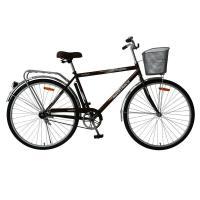 Велосипед Foxx Fusion 20'' черный-коричневый