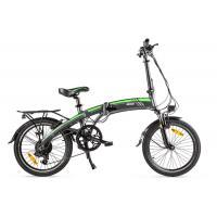Велогибрид Eltreco LETO matt black