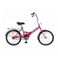 Велосипед Stels Pilot-410 13,5 арт.Z011 малиновый