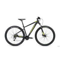 Велосипед FORMAT 1413 27ск, М черный мат.