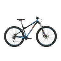Велосипед FORMAT 1313 9ск, L черный мат.