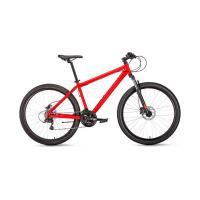 Велосипед FORWARD SPORTING 3.0 disc 21ск, 17'' красный