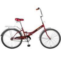 Велосипед NOVATRACK 24'', TG, скл, красный
