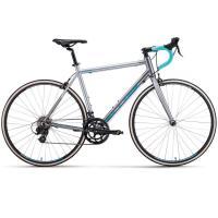 Велосипед FORWARD IMPULSE 14ск, 540мм серый/бирюзовый