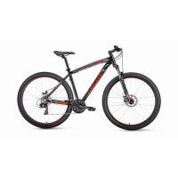 Велосипед FORWARD NEXT 2.0 disc 21ск, 19'' черный