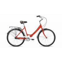 Велосипед FORWARD FLASH 1.0 21ск, 15'' синий/зеленый