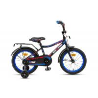Велосипед MaxxPro ONIX-М18-5 черно-синий