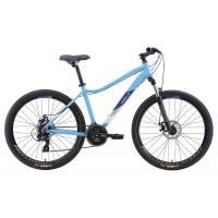 Велосипед Welt Edelweiss 1.0 D 26 '21 Matt blue M (2021)