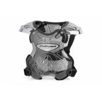 Защита груди и спины Polisport TITAN07 smoke black/chrome