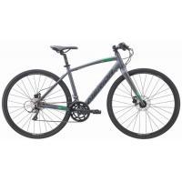 Велосипед Merida Speeder GT(90) ML(54cm) '21 MattAntracite/Black/Green (700C)