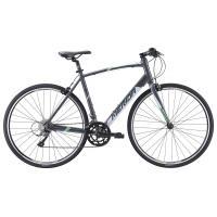 Велосипед Merida Speeder 80 S(50cm) '19 AnthraciteGrey/Grey/Green (700C)