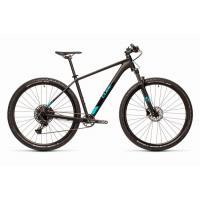 Велосипед CUBE 19 ANALOG 29 black'n'green 17''