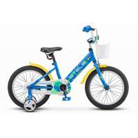 Велосипед STELS Captain 9,5 синий артV010