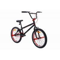 Велосипед TechTeam Fox 20'' черно-красный