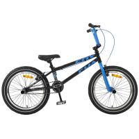 Велосипед TechTeam Fox 20'' черно-синий