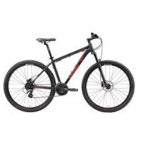 Велосипед Welt Ridge 2.0 HD 27 2021 Matt black M/18'
