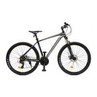Велосипед HOGGER 'MANAVA' Disk 21'' 21ск, алюм черно-синий