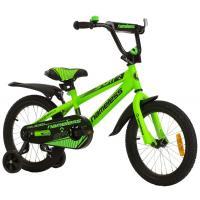 Велосипед Nameless SPORT, зеленый/черный