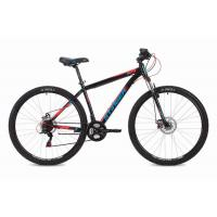 Велосипед Stinger Caiman D, 22 черный (2021)