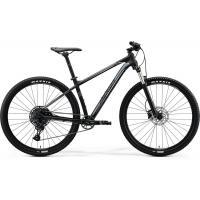 Велосипед Merida Big Nine 400 17''M '20 MattBlack/Silver/White (29'')