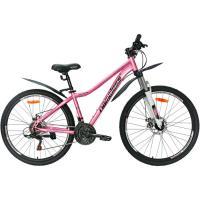 Велосипед Nameless S7200DW 15, фиолетовый