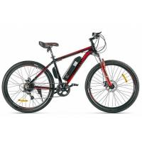 Велогибрид Eltreco ХТ600 Limited Edition черно-красный