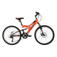 Велосипед FOXX FREELANDER 14'' D оранжевый