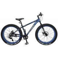 26 Вел-д ТechTeam Attack 15 FAT bike синий