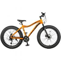 26 Вел-д ТechTeam Lavina 18 FAT bike оранжевый