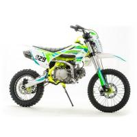 Питбайк Motoland TCX125E зеленый