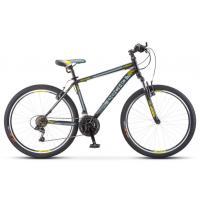 Велосипед Десна-2610 V 18 черный/серый артV010