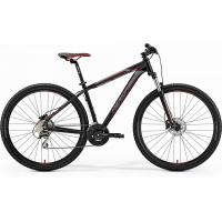 Велосипед Merida Big Nine 20-D 19''L '19 Mattblack/Red/Silver (29'')