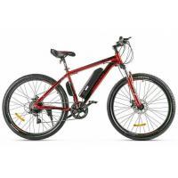 Велогибрид Eltreco ХТ600 D красно-черный-2385