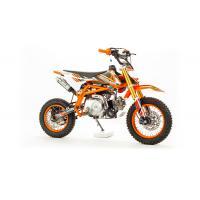 Питбайк Motoland CRF10 оранжевый