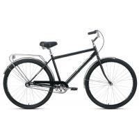 Велосипед FORWARD DORTMUND 3.0 19'' 3ск черный/серебр(2021)