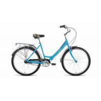 Велосипед FORWARD SEVILLA 3.0 18,5'' 3ск синий/серый(2021)