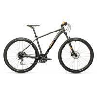 Велосипед CUBE AIM RACE 29 darkgrey'n'orange 17'' 21'