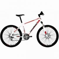 Велосипед Nameless J9500D 19' 21ск, белый/красный (2021)