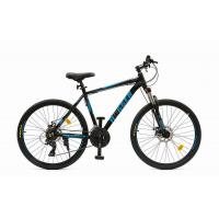 Велосипед HOGGER 'BOGOTA' МD 19'' 21ск, алюм синий