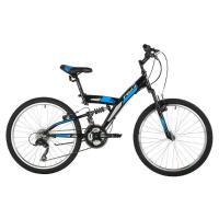 Велосипед FOXX ATTACK V 14'', сталь, черный(2021)