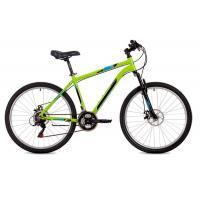 Велосипед FOXX ATLANTIC D, 14'' алюм, зеленый(2021)