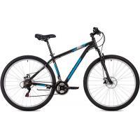 Велосипед FOXX ATLANTIC D, 16'' алюм, черный(2021)